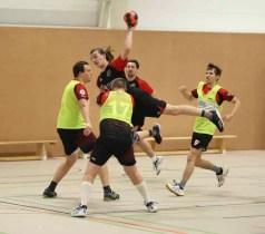 TVE gegen Niederpleis 5 - Klasse, Jungs! Handballer auf dem Weg Richtung Aufstieg