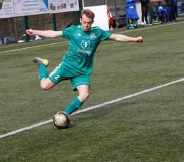 HFV2 Hertha Rheidt2 32 - HFV 2 besiegte Hertha Rheidt 2 in der letzten Spielminute