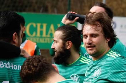 HFV2 Hertha Rheidt2 8 - HFV 2 besiegte Hertha Rheidt 2 in der letzten Spielminute