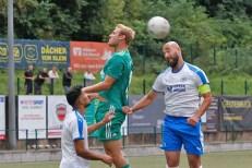 HFV gegen Hellas Troisdorf 10 - HFV 2 verliert im ersten Saisonspiel deutlich