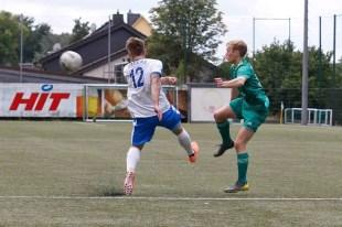 HFV gegen Hellas Troisdorf 4 - HFV 2 verliert im ersten Saisonspiel deutlich