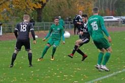 HFV Wiehl 2 - Marc Skoda erzielt in der Nachspielzeit den Ausgleich