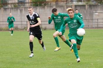 HFV Wiehl 7 - Marc Skoda erzielt in der Nachspielzeit den Ausgleich