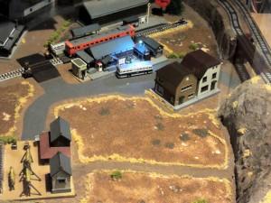 鉄道模型アップ