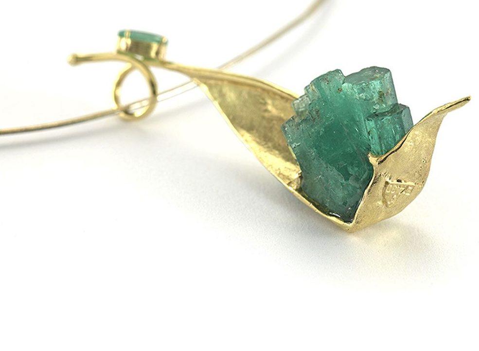 honoka's emeralds