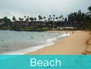 Honokeana Cove activities - beach