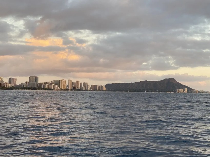 Sunset Sailing Charters In Waikiki
