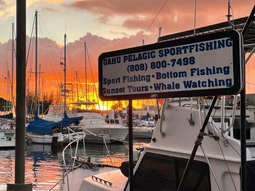 Honolulu Fishing Charters