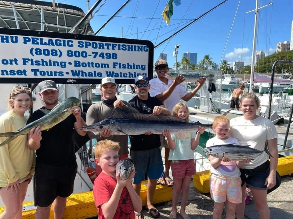 Honolulu Bottom Fishing Charters