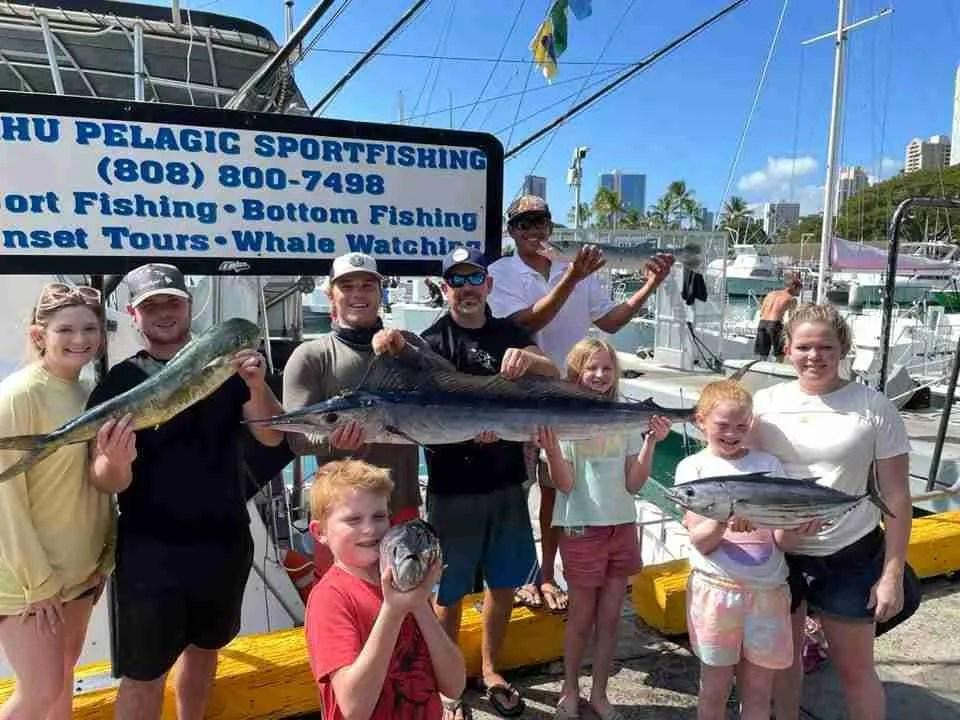 Honolulu Bottom Fishing Charters