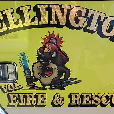 Wellington Fire Department Connect and Honor