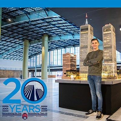 9/11 Exhibit Tour- The 20th Anniversary Exhibit Tour