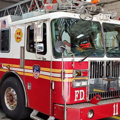 FDNY Engine 28 / Ladder 11 Connect & Honor