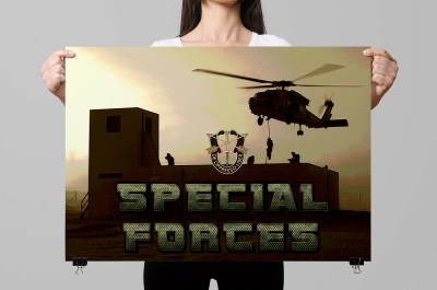Army Special Forces Products