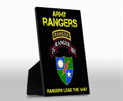 Army Ranger Desktop Photo Panels