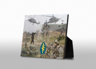 Army Special Forces Desktop Photo Panels