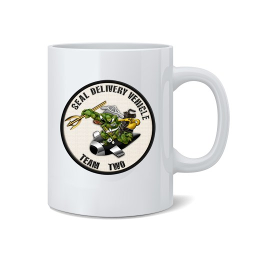 Navy Seal Delivery Vehicle Team Two Coffee Mug