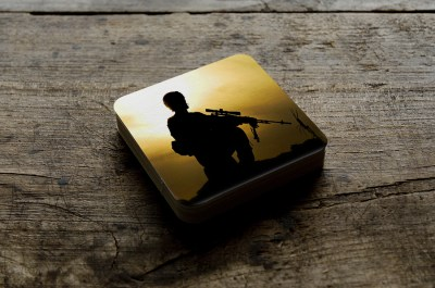 Army Drink Coasters