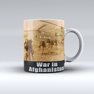 War in Afghanistan Mugs
