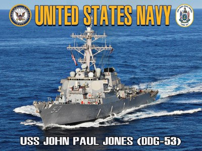 USS John Paul Jones
