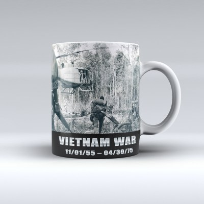 Vietnam War Mugs