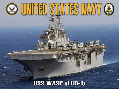 Navy Amphibious Assault Ships