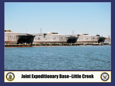 Joint Expeditionary Base–Little Creek