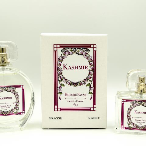 Gamme Luxe-Kashmir-Honoré Payan