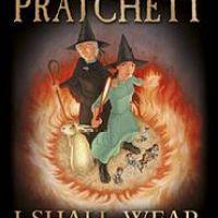 I shall wear midnight for Terry Pratchett