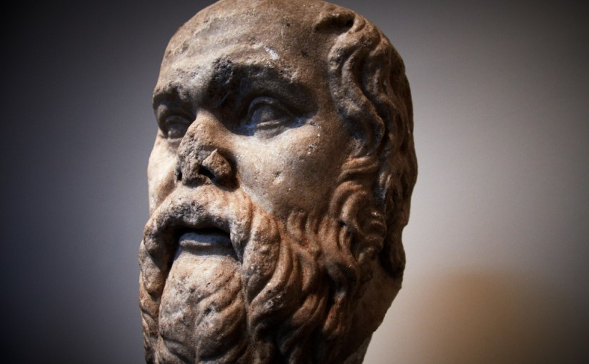 Socrates, Plato & Aristotle – Who, What, Why? (VIDEO)