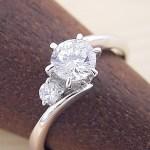100万円の婚約指輪のお問合わせでビックリした事