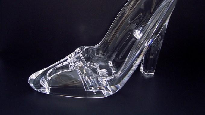 ガラスの靴を購入