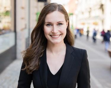 フィンランドの34歳女性首相「週休3日の1日6時間労働を目指す」