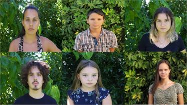 6人の子どもが33ヵ国を告訴 気候危機対策を求めて 費用はクラウドファンディングで
