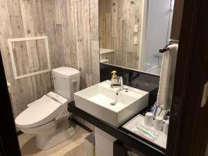 ラジェントホテルホテル東京ベイ【宿泊体験記】トイレと洗面所