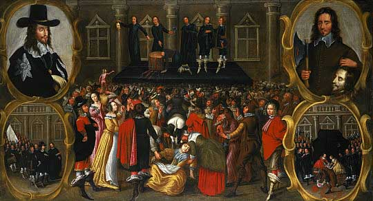 Inglaterra en el siglo XVII, Gerrard Winstanley, socialismo en el s. XVII