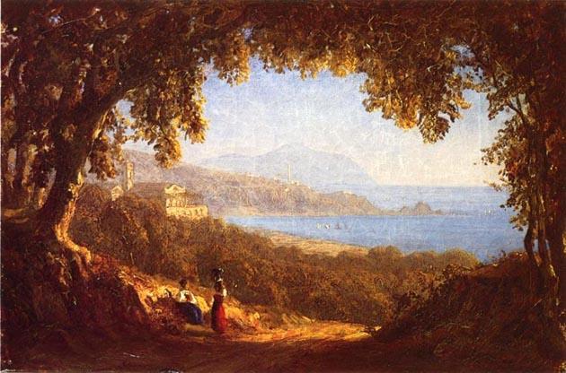 La Riviera di Ponente, Genoa: 1856