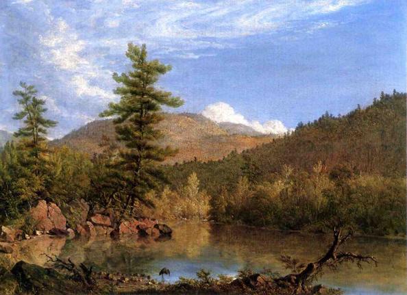 Solitude: 1848