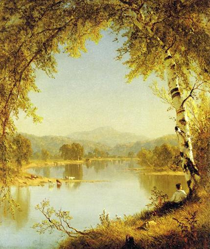 Summer Idyll: 1860