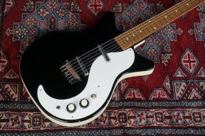 "SP店:Danelectro Model 59 "" O "" / ORIGINAL FACTORY SPEC / Black used"