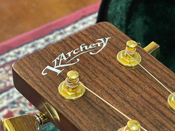 【ブログ】当店オススメの「 K.Archery Guitars 」。 残りわずかです!