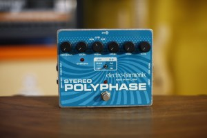 Electro-Harmonix Stereo Polyphase 【Analog Optical Envelope/LFO Phase Shifter】【中古品】