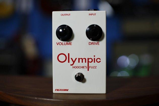 """【ご予約可能】OLYMPIC """"HOOCHIE'S"""" FUZZ -GE- RED"""