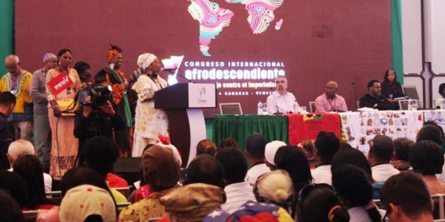 Final Declaration of the Afro- Descendant International Congress