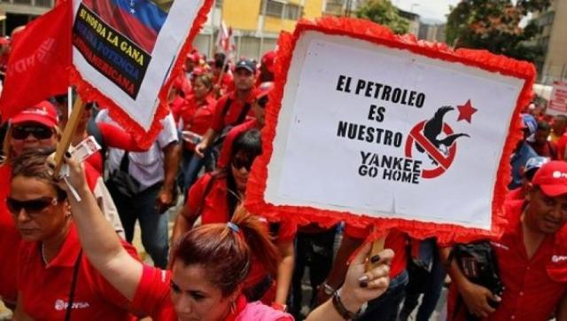 End US Sanctions on Venezuela