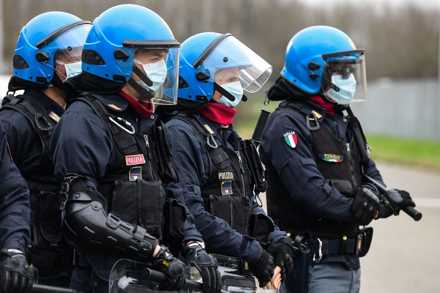 Police State in Italy