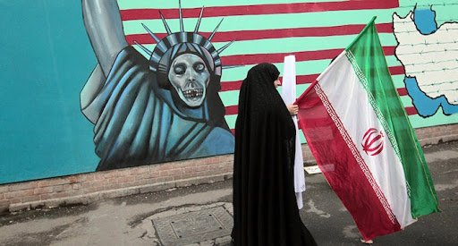 End US Sanctions on Iran.