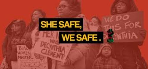 She Safe, We Safe is a campaign led by... - Women Against Abuse | Facebook