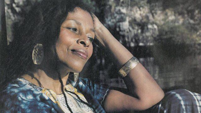 Revolutionary African woman Assata Shakur