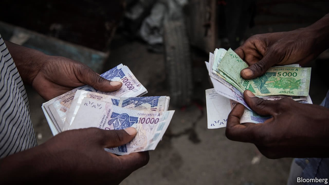African Financial Independence is a Threat to the Status Quo and not a Pipedream.